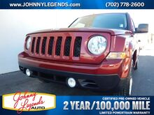 2016_Jeep_Patriot_Sport_ Las Vegas NV