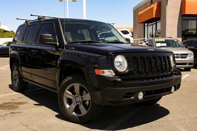 2016 Jeep Patriot Sport Las Vegas NV