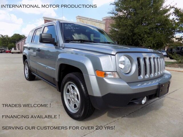 2016 Jeep Patriot Sport Like New! Carrollton TX