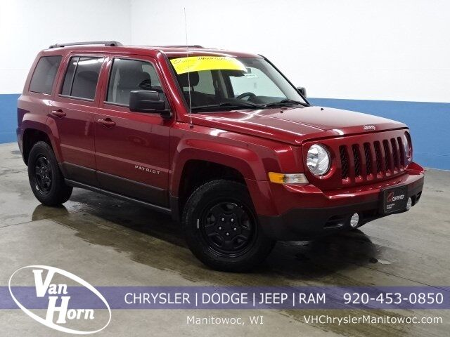 2016 Jeep Patriot Sport Manitowoc WI