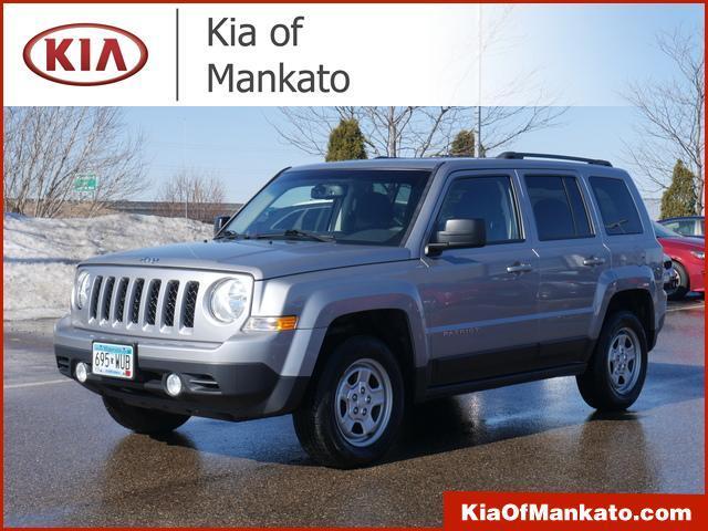 2016 Jeep Patriot Sport Mankato MN
