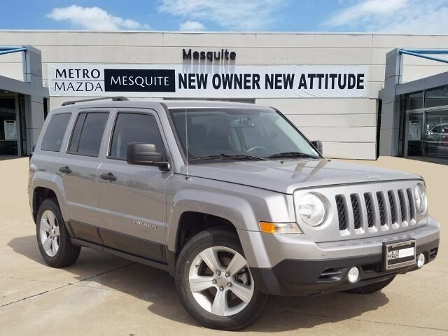 2016 Jeep Patriot Sport Mesquite TX