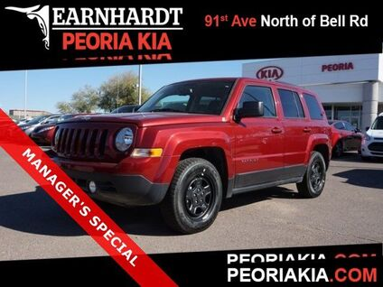 2016_Jeep_Patriot_Sport_ Peoria AZ