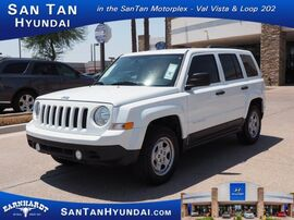 2016_Jeep_Patriot_Sport_ Phoenix AZ