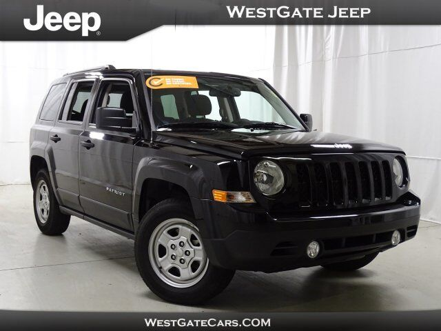 2016 Jeep Patriot Sport Raleigh NC