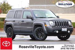 2016_Jeep_Patriot_Sport_ Roseville CA