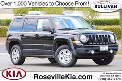 2016_Jeep_Patriot_Sport_ Roseville CA