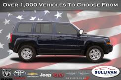 2016_Jeep_Patriot_Sport_ Sacramento CA