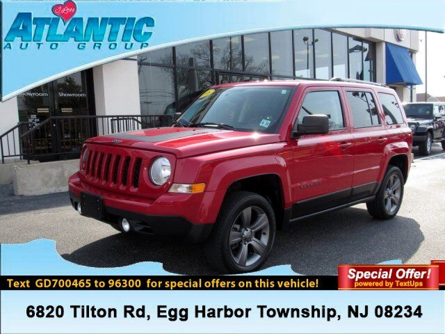 2016 Jeep Patriot Sport SE Egg Harbor Township NJ
