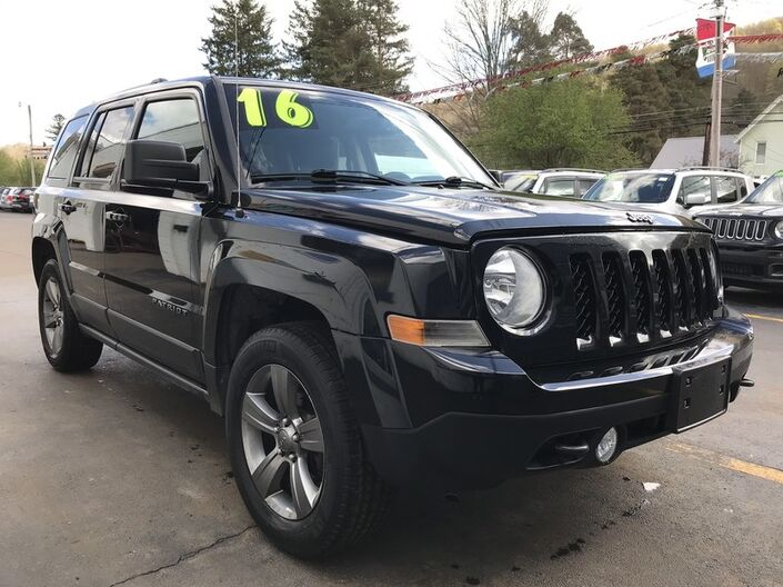 2016 Jeep Patriot Sport SE Rock City NY