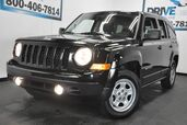 2016 Jeep Patriot Sport SUV Front-wheel Drive Sport