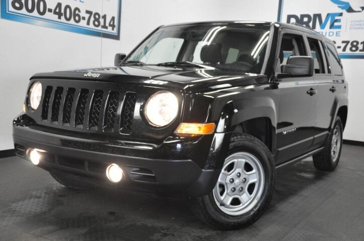 2016 Jeep Patriot Sport SUV Front-wheel Drive Sport Houston TX