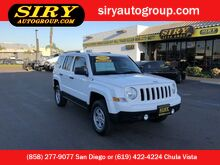 2016_Jeep_Patriot_Sport_ San Diego CA