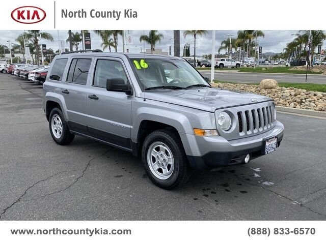 2016 Jeep Patriot Sport San Diego County CA