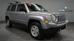 2016_Jeep_Patriot_Sport_ Tacoma WA
