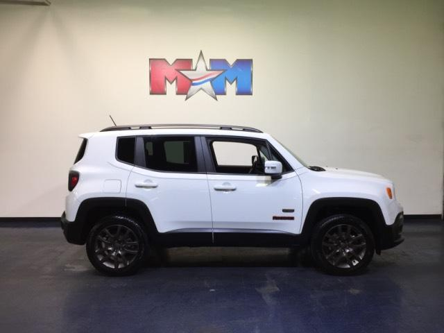 Vehicle Details 2016 Jeep Renegade At Motor Mile Kia