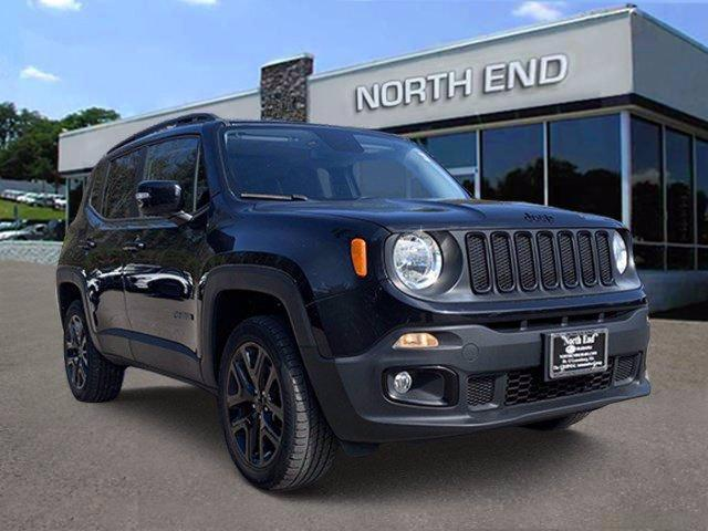 2016 Jeep Renegade 4WD 4dr Justice Lunenburg MA