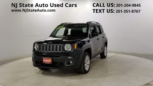 2016 Jeep Renegade 4WD 4dr Latitude Jersey City NJ