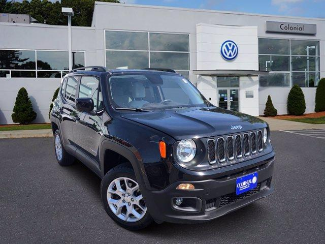 2016 Jeep Renegade 4WD 4dr Latitude Westborough MA