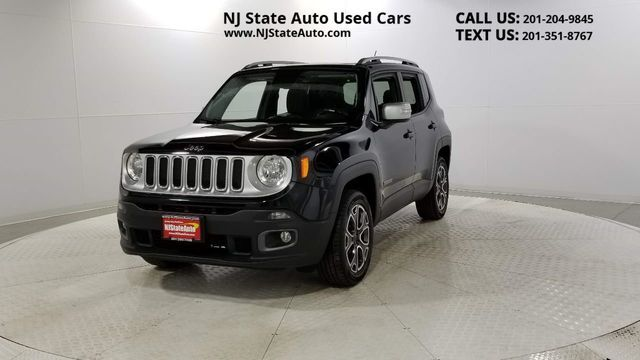 2016 Jeep Renegade 4WD 4dr Limited Jersey City NJ
