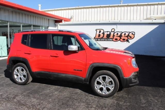 2016 Jeep Renegade 4WD 4dr Limited Fort Scott KS