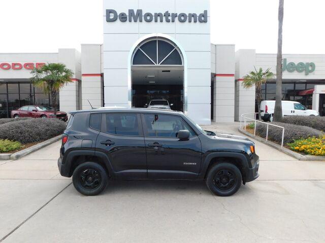 2016 Jeep Renegade 4WD 4dr Sport Conroe TX