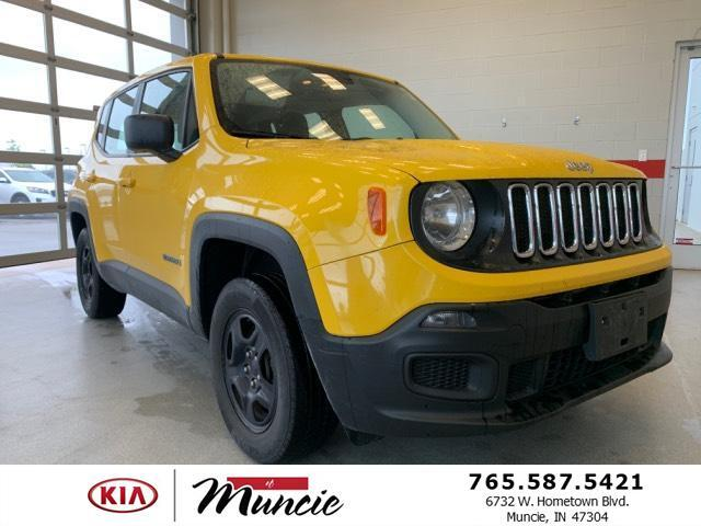 2016 Jeep Renegade 4WD 4dr Sport Muncie IN