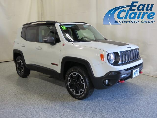 2016 Jeep Renegade 4WD 4dr Trailhawk Altoona WI