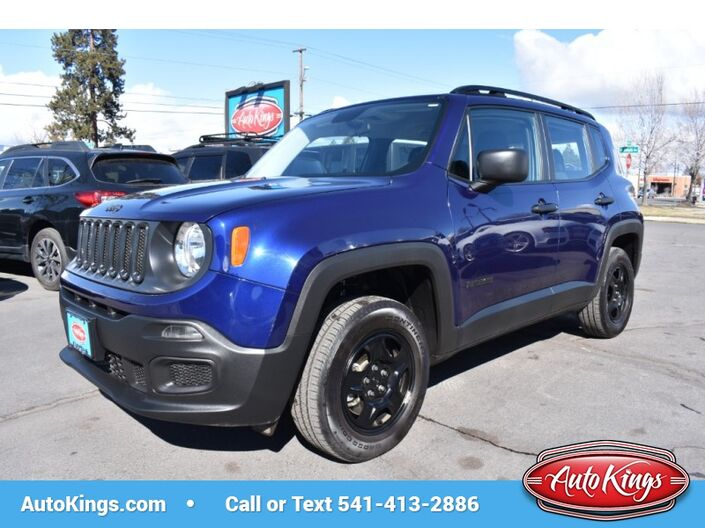 2016 Jeep Renegade 4WD Sport Bend OR