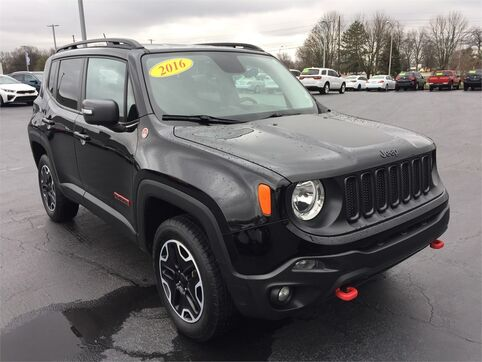 2016_Jeep_Renegade_4WD TRAILHAWK_ Evansville IN