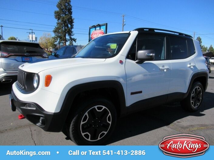 2016 Jeep Renegade 4WD Trailhawk Bend OR