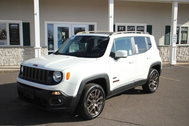2016 Jeep Renegade 75th Anniversary East Windsor CT