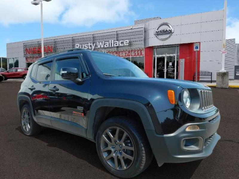 2016 Jeep Renegade 75th Anniversary Knoxville TN