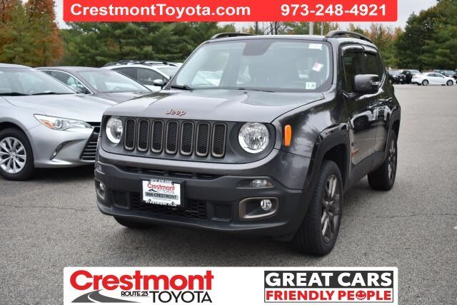 2016 Jeep Renegade 75th Anniversary Pompton Plains NJ