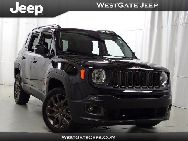 2016 Jeep Renegade 75th Anniversary Raleigh NC