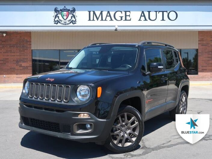 2016 Jeep Renegade 75th Anniversary West Jordan UT