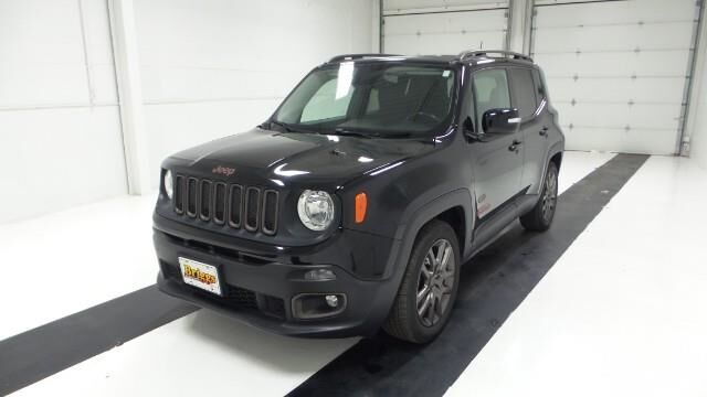 2016 Jeep Renegade FWD 4dr 75th Anniversary Topeka KS