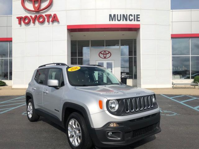 2016 Jeep Renegade FWD 4dr Latitude Muncie IN