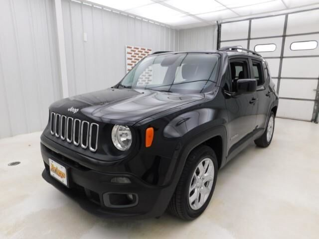 2016 Jeep Renegade FWD 4dr Latitude Manhattan KS
