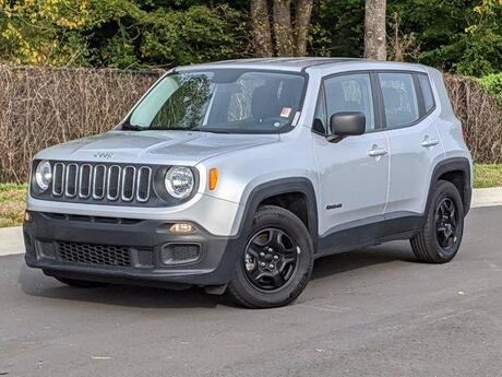 2016 Jeep Renegade FWD 4dr Sport Cary NC