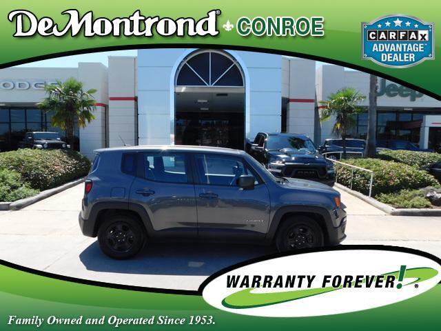 2016 Jeep Renegade FWD 4dr Sport Conroe TX