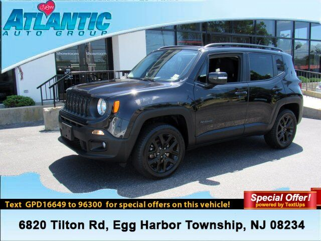 2016 Jeep Renegade Justice Egg Harbor Township NJ