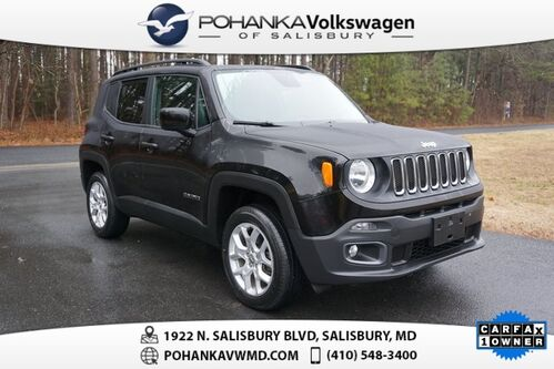 2016_Jeep_Renegade_Latitude ** DUAL SUNROOF ** 4X4 **_ Salisbury MD