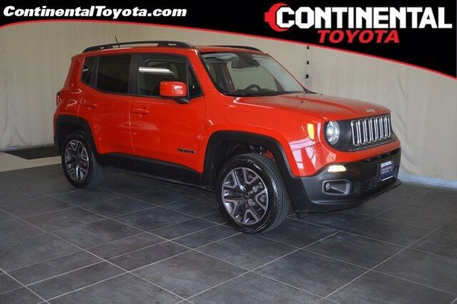 2016 Jeep Renegade Latitude Chicago IL
