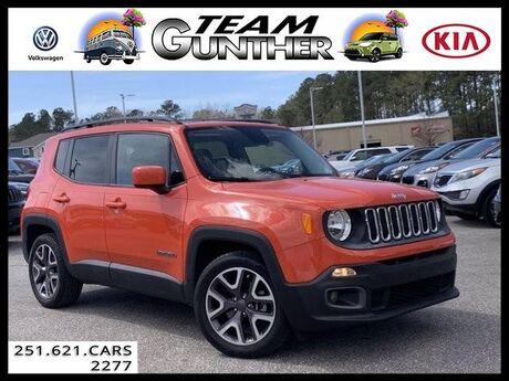 2016 Jeep Renegade Latitude Daphne AL