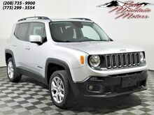 2016_Jeep_Renegade_Latitude_ Elko NV