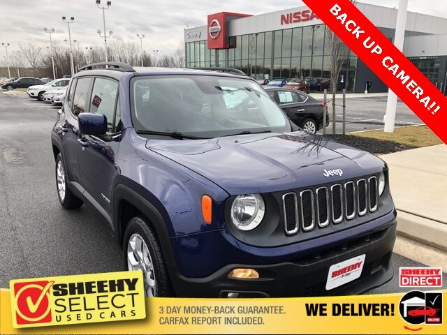 2016 Jeep Renegade Latitude White Marsh MD