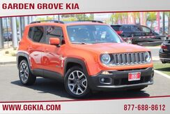 2016_Jeep_Renegade_Latitude_ Garden Grove CA