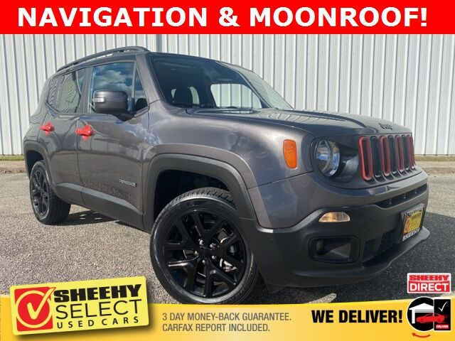 2016 Jeep Renegade Latitude Richmond VA