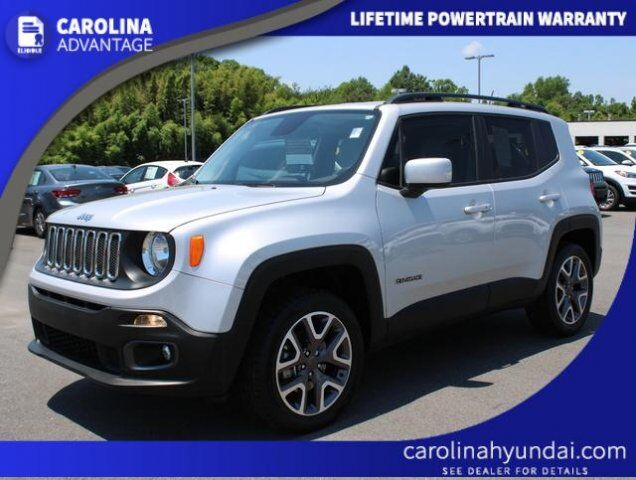 2016 Jeep Renegade Latitude High Point NC